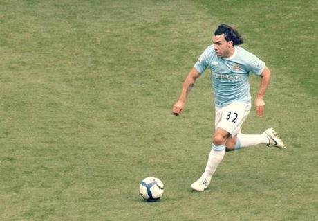 Carlos Tevez has played for both Manchester City and Manchester United
