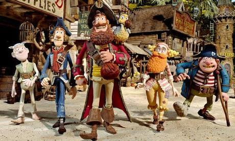 Review: The Pirates! Band of Misfits