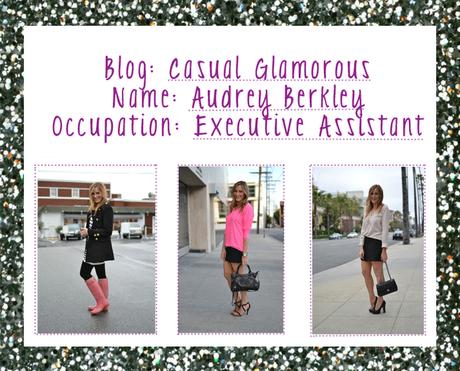Blogger Spotlight: Audrey Berkley of Casual Glamorous