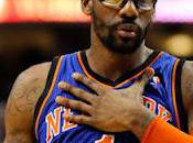York Knicks Sinking Ship, Amare Stoudemire Isn't Helping Matters