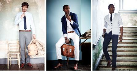 Dockers® Real Men of Action Kick-off 2012 Spring/Summer
