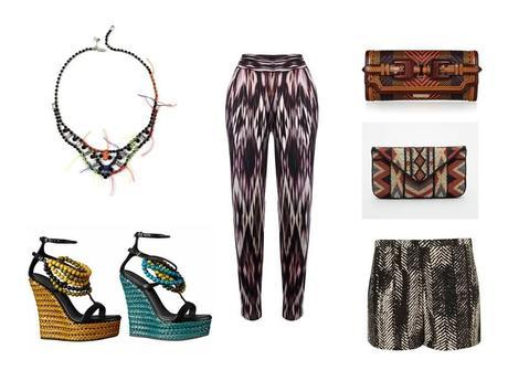 Tribal inspiration