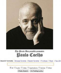 Paul Coelho and Book Piracy