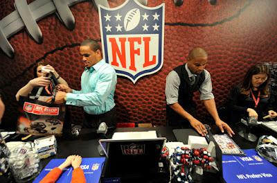 The NFL Presents Ladies Night at the NFL Pop-Up