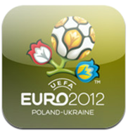 Euro 2012 application for Android and the iPhone has been available, Free