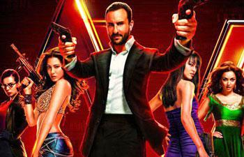 Agent Vinod (Hindi)(2012)