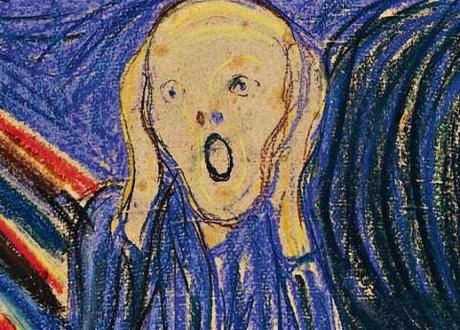 Edvard Munch's The Scream, which sold for a record $119 million