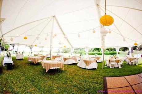 Wedding tent decoration ideas paperblog wedding tent decoration ideas junglespirit Choice Image
