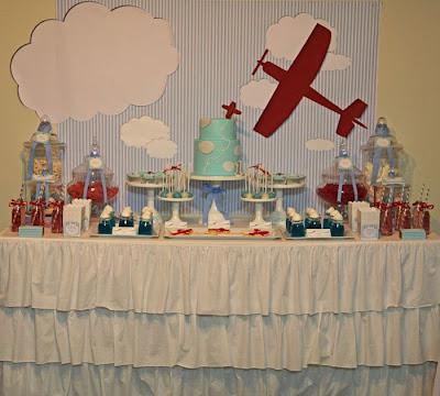 """Big Red Wagon >> """"How Time Flies"""" 1st Birthday Party - Paperblog"""