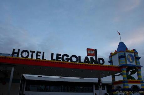 Denmark - An Easter holiday with lions, water slides and zillions of Lego bricks
