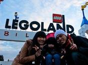 Denmark Easter Holiday with Lions, Water Slides Zillions Lego Bricks