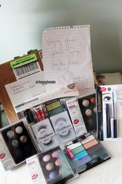 Eyes, Lips, & Curls Prize!