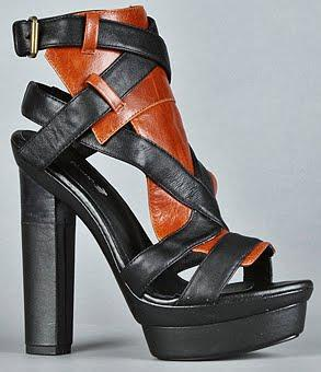 Shoe of the Day | Plomo Agatha Platform Shoes