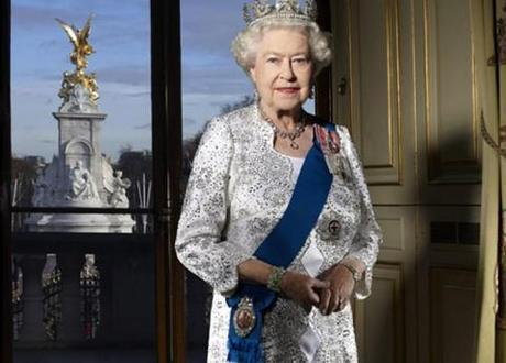 Queen Elizabeth II has sat for more portraits than any other monarch