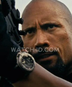 Dwayne Johnson, the rock, panerai, submersible, watch, the rock watch, Raymond lee Jewelers