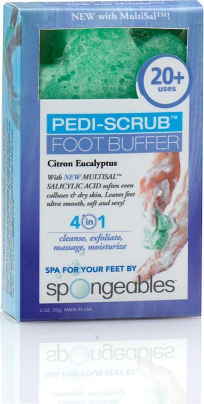 4in1 Pedi Scrub Foot Buffer