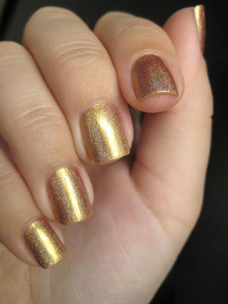 The Perfect Gold Holo: Layering