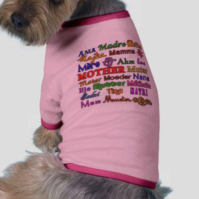 7 Dog T-Shirts To Surprise Mom On Mother's Day