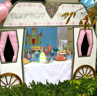 The Inspired Occasions Cinderella Party
