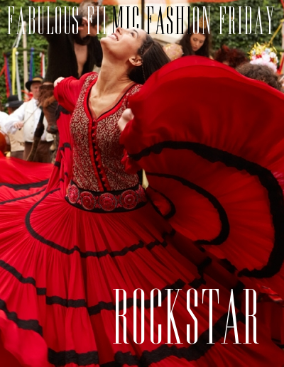 Fabulous Filmic Fashion Friday: Rockstar