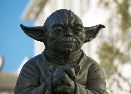 Star Wars Day: As Yoda says,