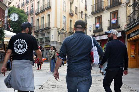 Tapas and Cañas: A Disjointed Travelogue from Madrid