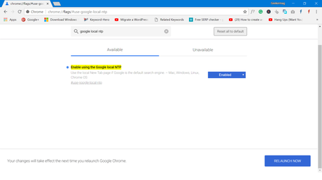 How to Change New Tab Page Background in Google Chrome - Paperblog