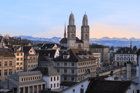 Zurich the least polluted city in the world