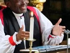 Bishop Curry From Meghan Harry's Wedding Fighting Cancer