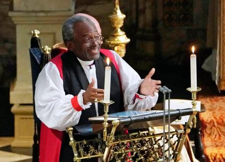 Bishop Curry From Meghan and Harry's Wedding Fighting Cancer