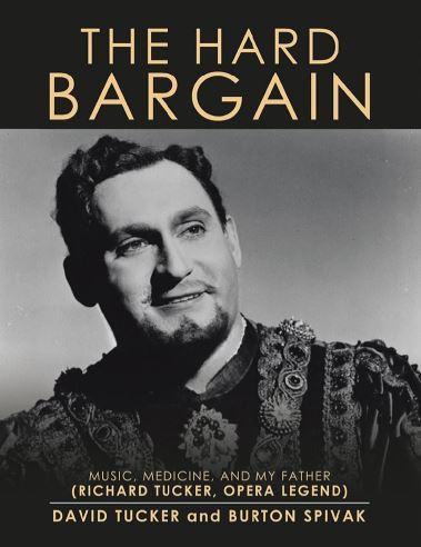 Memoir by Opera Legend Richard Tucker's son a five-star read