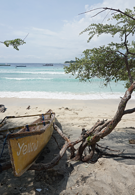 Indonesia: Gili T in your late twenties