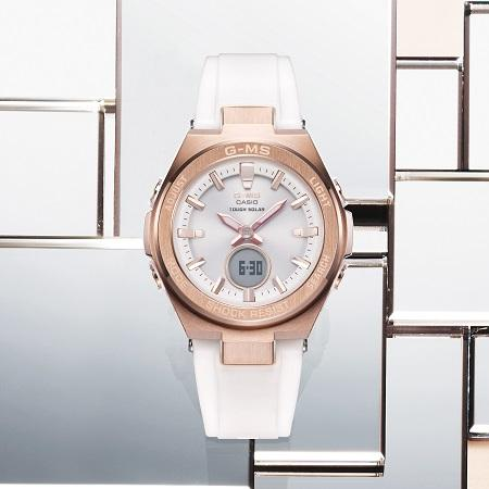 Casio Announces New G-MS Women's Collection
