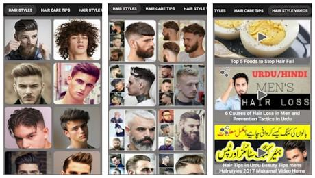 Top 10 Best Hair Style Apps (android/iphone) 2018 - Paperblog