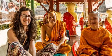 4 Amazing Experience To Do In Chiang Mai, Thailand!