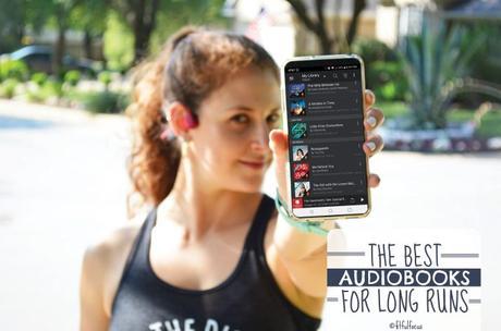 The Best Audiobooks for Long Runs