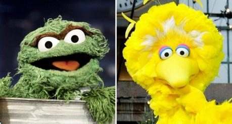 NEWS:  Why I Love Twitter Again – Sesame Street Scuffle