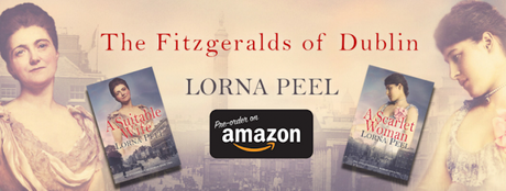 BOOKS & MORE BOOKS: THE FITZGERALDS OF DUBLIN, A SAGA OF VICTORIAN IRELAND