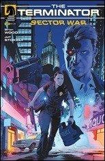 Preview – Terminator: Sector War #1 by Wood & Stokely