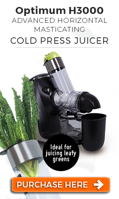 Horizontal Whole Foods Masticating Cold Press Juicer review