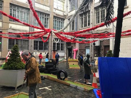 The Bird  Cage at Tontine Lane is open!