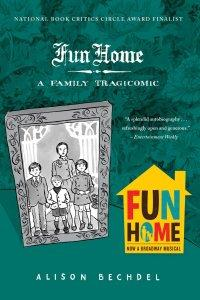 Mars reviews Fun Home: A Family Tragicomic by Alison Bechdel