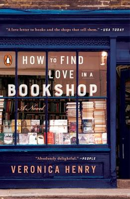How to Find Love in a Bookshop by Veronica Henry- Feature and Review