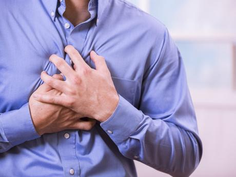 Heart Attack Warning signs you shouldn't ignore!