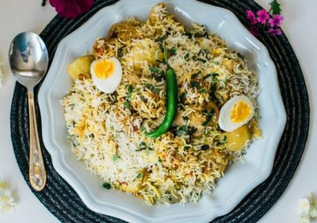 Know India's Top Chef's Best-Loved Biriyani's!