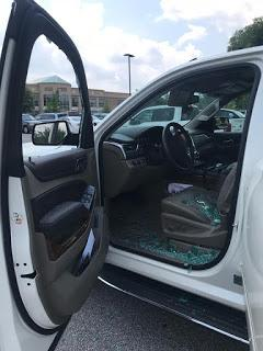Wife of Birmingham attorney Burt Newsome is targeted for vehicle smash and grab, days after guilty verdict against ex-Balch partner in Superfund case