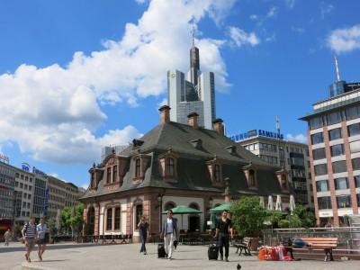 Backpacking in Germany: Exploring Frankfurt