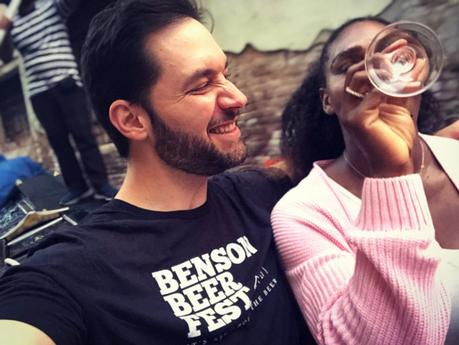 The Most Romantic Thing Alexis Ohanian Says He's Ever Done For Wife Serena Is Not What You Think