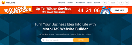 MotoCMS Review With Discount Coupon 2018: Up To 50% Off Hurry