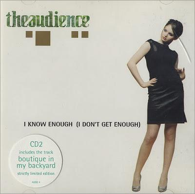 Rewind: Theaudience - I Know Enough (I Don't Get Enough)